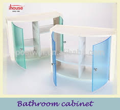 Plastic Bathroom Storage Ihouse Waterproof Plastic Bathroom Cabinet Buy Bathroom Cabinet