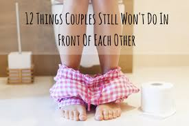things for couples 12 things couples still won t do in front of each other even