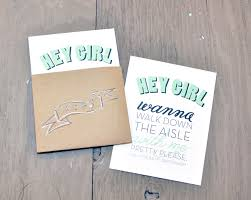 bridesmaid cards free hey girl bridesmaid cards smitten on paper