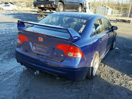 honda civic si for sale in ohio auto auction ended on vin 2hgfa55568h701269 2008 honda civic in