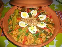 cuisine alg駻ienne traditionnelle constantinoise chakhchoukha constantinoise cuisine algérie