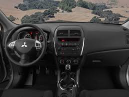 2012 mitsubishi outlander sport information and photos zombiedrive