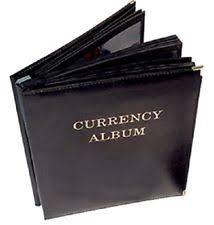 large photo album currency album ebay
