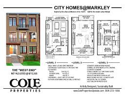 city homes cole properties