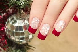 how to decorate your nails for christmas ebay