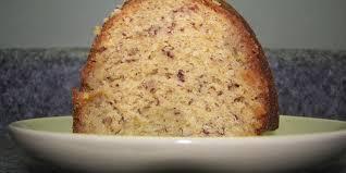 my favorite banana pound cake recipe genius kitchen