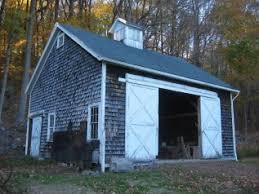 Black Barns Bradley Hubbell Barn 535 Black Rock Turnpike Easton Western