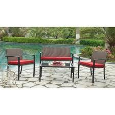 Top Patio Furniture Brands Conversation Sets You U0027ll Love Wayfair