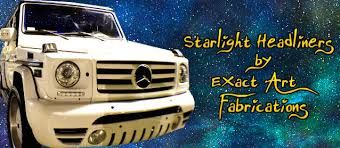 How To Fix Car Upholstery Roof How To Fabricate A Custom Starlight Headliner