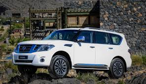 new nissan 2017 nissan officially reveals the 4 0l v6 for the nissan patrol y62