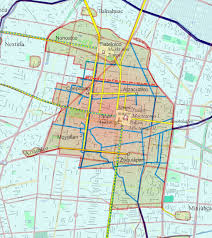 Mexico Cities Map by Tenochtitlan Borders Vs Modern Mexico City Meso Mayan Aztec