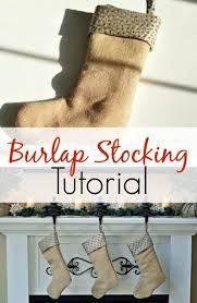 39 best burlap diy projects images on pinterest burlap