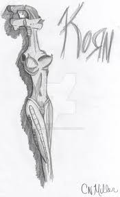 korn microphone stand by lady devinity on deviantart