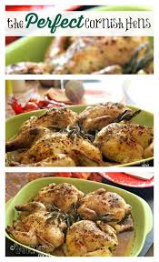alternative turkey recipe the cornish hens recipe
