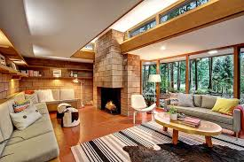 frank lloyd wright home interiors frank lloyd wright homes around seattle seattlepi com