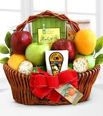 gourmet gift baskets fruitful greetings gourmet gift basket