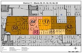 Kenosha Map District 11 City Of Kenosha