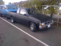 gray nissan truck nissan noodle body ae92 u0027s amc woody and a tow truck the