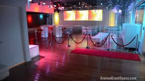 avenue event space and party room nj youtube
