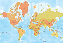 map of world map world high resolution travel maps and major tourist