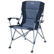 Folding Patio Chairs With Arms by Vango Kirra Steel Folding Camping Chair With Hard Arm Rests