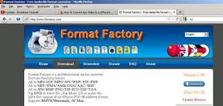 format factory online video converter how to convert videos to different formats for free with format