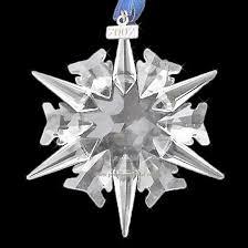 swarovski ornament 2002 annual 288802