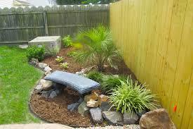 deck landscaping plants inspiring landscape design and decoration