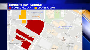 Ohio State Parking Map by Youngstown State Prepares For Parking Challenges During Big