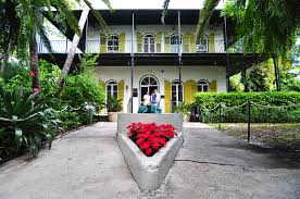 Hemingway House Key West Touring Ernest Hemingway U0027s Fabled Former Key West Home Curbed Miami