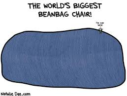 Biggest Chair In The World Natalie Dee