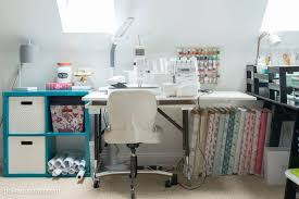 room makeover reveal sewing room ideas the polka dot chair