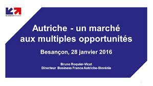 chambre de commerce franco autrichienne aux multiples opportunités directeur business autriche