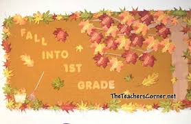 Classroom Soft Board Decoration Ideas Fall U0026 Back To Bulletin Board Ideas