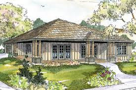 one story prairie style home plans