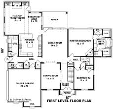 floor plans for houses pictures example house plans free home designs photos