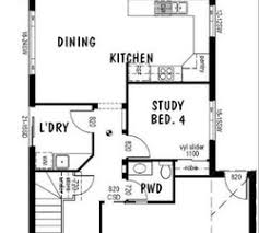 Two Story Rectangular House Plans Architecture Kerala Three Bedroom Two Storey House Plan Ground