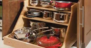 Organizing Pots And Pans In Kitchen Cabinets Magnificent Kitchen Cabinet Organizers Pots And Pans M22 In Home