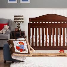 paddington nursery paddington by trend lab 3pc crib bedding set target