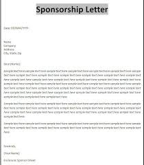 7 sponsorship proposal templates excel pdf formats