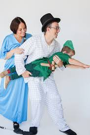 Peter Pan And Wendy Halloween Costumes by Halloween Family Costumes Peter Pan Say Yessay Yes