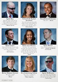 high school year books guess who is next to malia obama in high school yearbook from