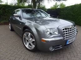 2006 chrysler 300c crd auto grey 20
