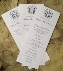 customized wedding programs simple wedding program customizable design simple