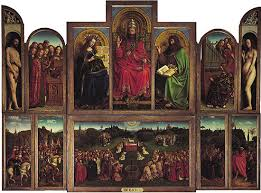 Screen Decoration At Back Of Altar Altarpiece Religion Britannica Com