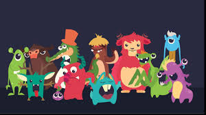 wallpaper cute monster halloween wallpapers desktop 2014797