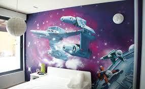 chambre theme espace decoration chambre theme espace visuel 5