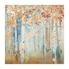 yosemite home décor yj8807b revealed artwork birch beauties ii