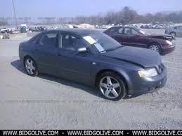 used 2003 audi a4 for sale used 2003 audi a4 1 8t quattro sedan 4 door car from iaa auto
