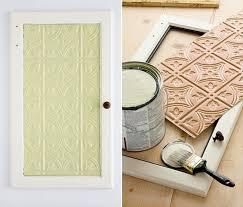 Cabinet Door Panel Diy Kitchen Cabinet Ideas 10 Easy Cabinet Door Makeovers